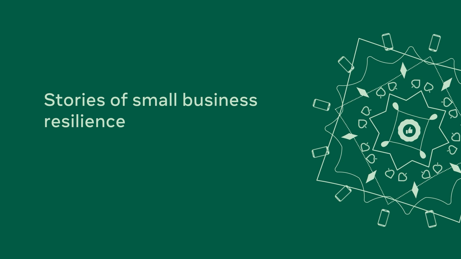 Stories of small business resilience